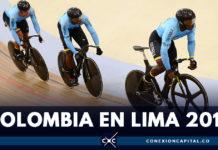 Plata y bronce en ciclismo de pista en los Panamericanos