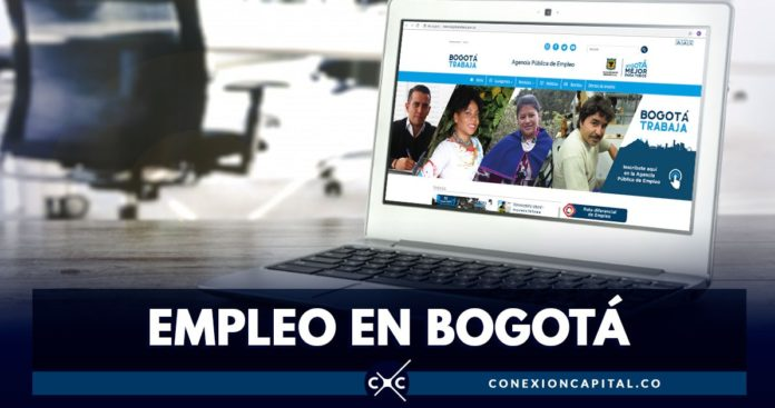 pagina de empleo en Bogota