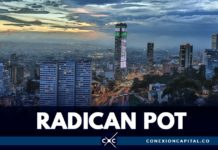radican pot de Bogotá
