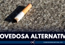 novedoso invento con colillas de cigarrillos