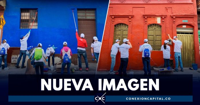 nueva imagen barrio las cruces