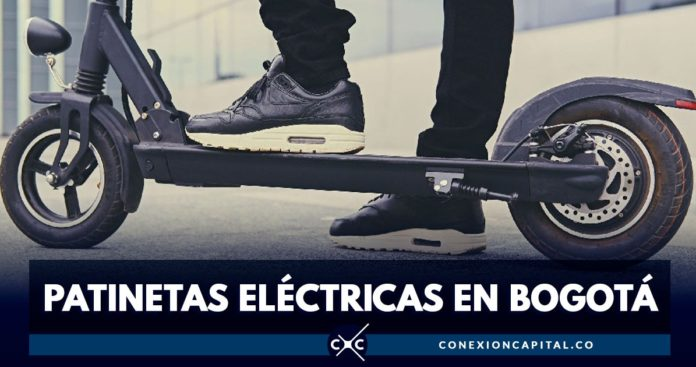patinetas eléctricas en Bogotá