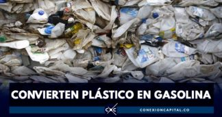 convierten plástico en gasolina