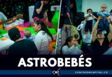 astrobebés en l planetario