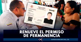 permiso de permanencia venezolanos