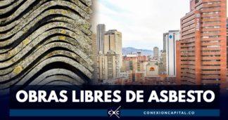 obras libres de asbesto