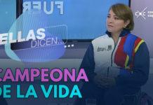 La valiente historia de la primera deportista de esgrima paralímpica en Colombia