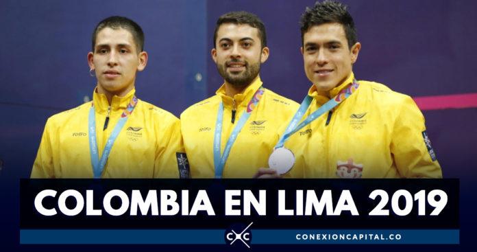 Colombia ocupa el quinto lugar en la tabla de Lima 2019