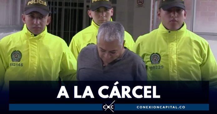 capturado Néstor Orlando Farieta Caita