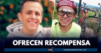 recompensa ciclista asesinado en soacha