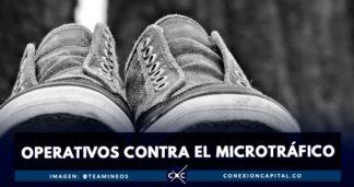 operativos contra el microtráfico