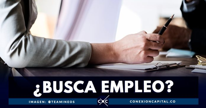 trabajo en Bogotá