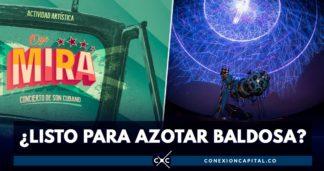 son cubano en el planetario de Bogotá