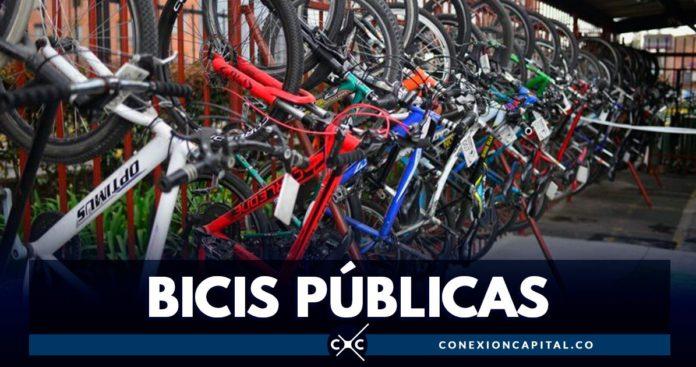 bicicletas públicas Bogotá