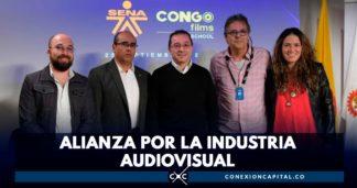 alianza sena industria audiovisual