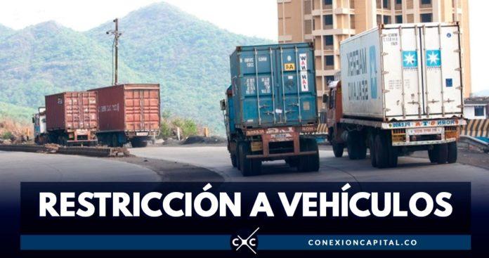 restriccion vehiculos puente