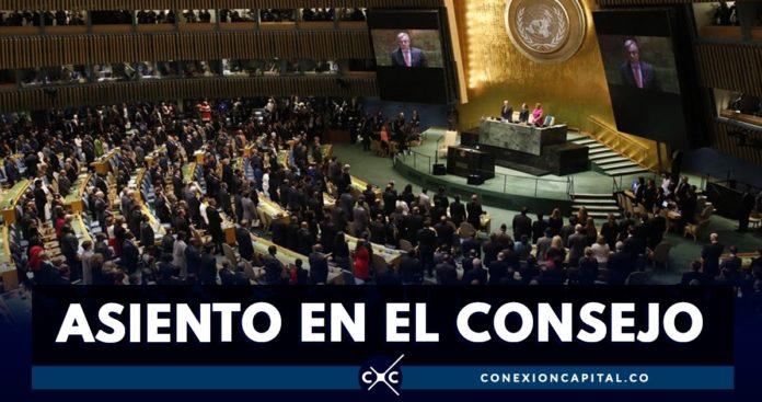 Venezuela consejo de la ONU