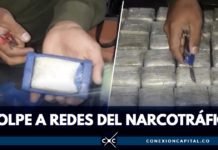 golpe al narcotráfico