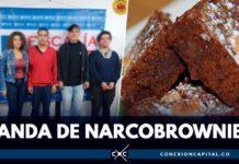 banda de narcobrownies