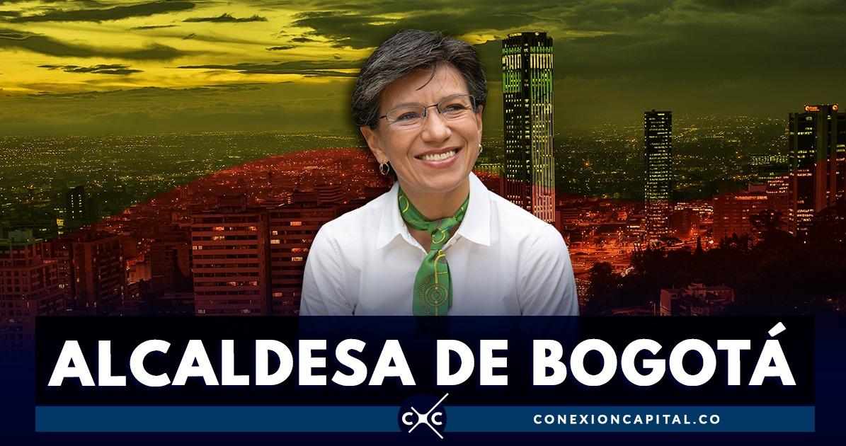 BOGOTA. Claudia López se posesionará, en el parque SIMÓN Bolívar, el  1o. de enero del 2020