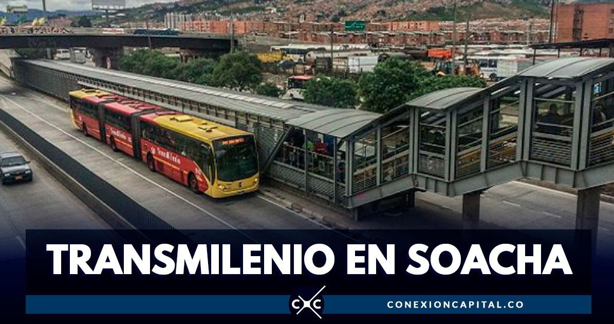 Cuatro consorcios compiten por fases II y III de TransMilenio en Soacha - Canal Capital