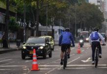ciclistas bogotanos