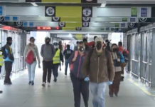 Limpieza TransMilenio