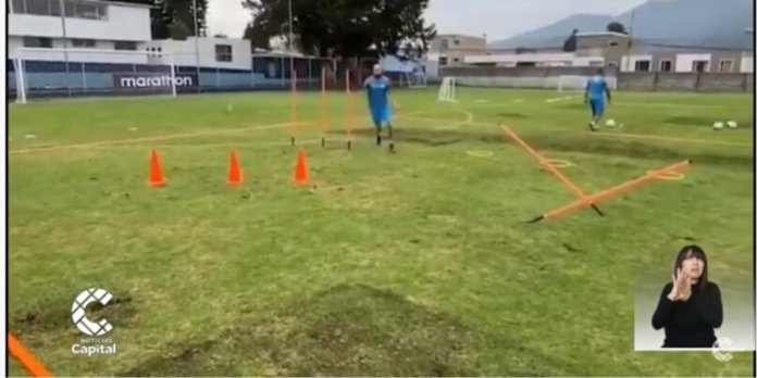 Liga de fútbol Ecuador