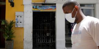 Coronavirus en Cartagena (EFE)