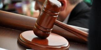 Mazo de justicia. ARCHIVO ANADOLU (Mohamed Sabry Emam Muhammed - Agencia Anadolu)