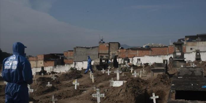 Muertes en Brasil (Agencia Anadolu)