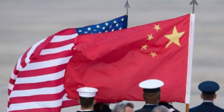 Estados Unidos y China (Agencia Anadolu)