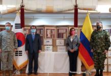 Colombianos de la Guerra de Corea