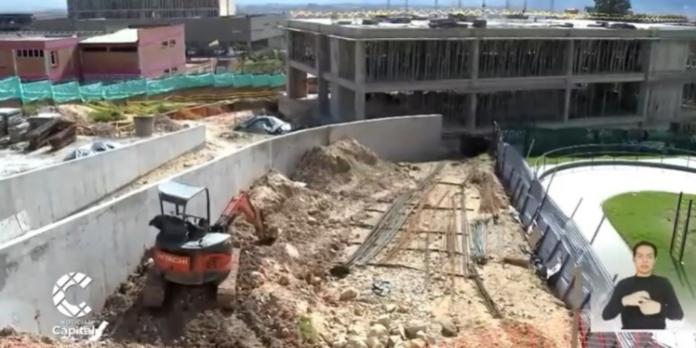 Construcción sector educación