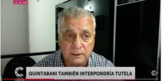 Director técnico Óscar Quintabani interpondría una tutela