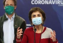 Chile registró un nuevo récord de muertos por COVID-19