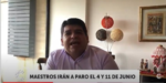 Maestros del país convocan a paro nacional en medio de la cuarentena