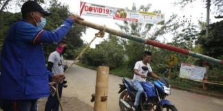 Medidas de indígenas en Cauca