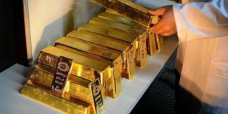 Robo de oro en Antioquia