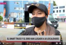 El Smart Truck y el IDRD han llegado a 16 localidades