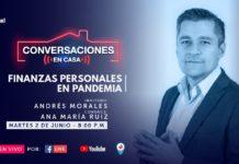 Conversaciones en Casa con Andrés Morales