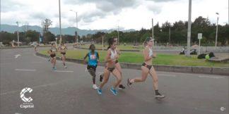 Liga de atletismo de Bogotá