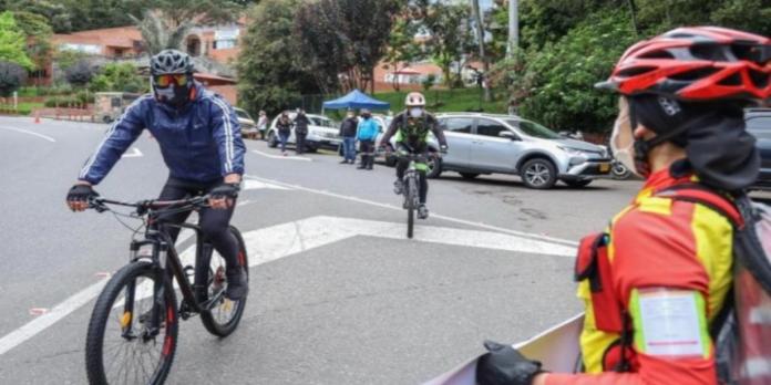 Registro Bici Bogotá
