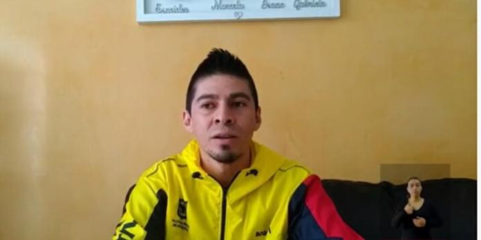 Ciclista Esnéider Muñoz tendrá nuevas prótesis