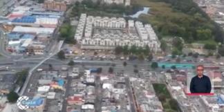 Cumplimiento de cuarentena en Bogotá