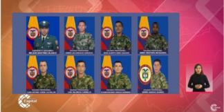 Continúa la búsqueda de militares en el Guaviare