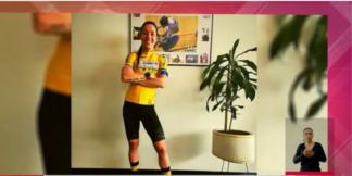 Vuelta a Colombia Femenina, el objetivo de Milena Salcedo