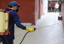 IPES realiza jornadas de desinfección y limpieza en Plazas de Mercado