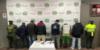 Policía de Bogotá desmanteló banda 'Los del Coste'