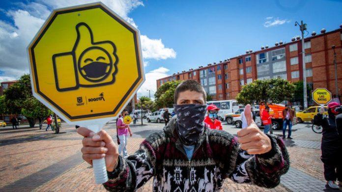 Nueva realidad de Bogotá